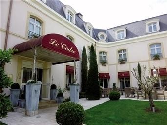 L'hostellerie Le Cèdre,  visite de l'unique cinq étoiles en terre beaunoise | Epicure : Vins, gastronomie et belles choses | Scoop.it