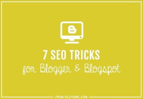 7 SEO tricks for Blogger   SEO   Scoop.it