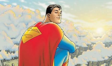 The comic book influences behind Man Of Steel - Den Of Geek   Funny Books   Scoop.it
