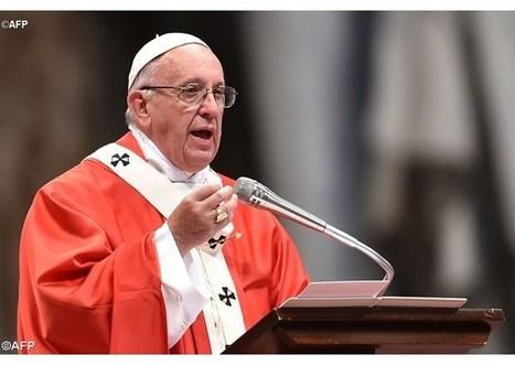 Pápež František novým metropolitom: Východiskom Cirkvi je modlitba   Správy Výveska   Scoop.it