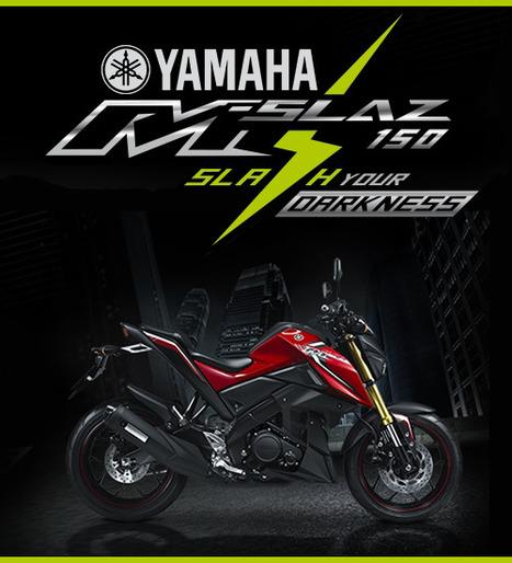 R15 Bike Wallpaper: Yamaha M-Slaz 150 (Naked Version Of YZF-R15) Of