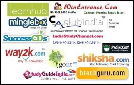 12 Indian Educational Sites Online   TechShali   Scoop.it