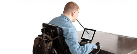 Griffin MouthStick Helps iPad Owners Overcome Disabilities   PadGadget   The Arc Maryland Advocacy   Scoop.it