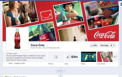 Facebook Case Study: Marketing with Coca-Cola | Consumer Behaviour | Scoop.it