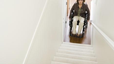 Travaux pour adapter un logement au handicap: un accord tacite de votre bailleur suffit | Droit | Scoop.it