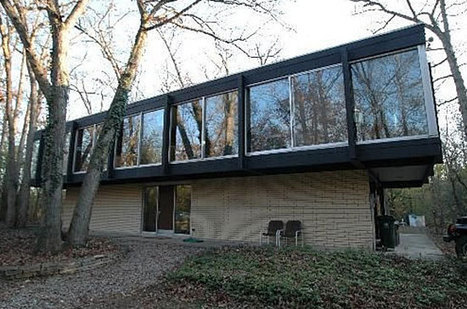 WowHaus » On the market: 1960s Jack Viks-designed modernist property in Lake Forest, Illinois, USA | The Property Notepad | Scoop.it