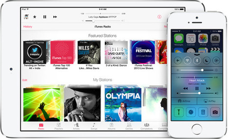 Apple - iOS 7 | iPad and iPhone Apps | Scoop.it
