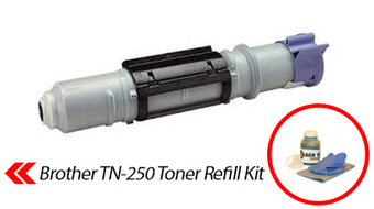 How to Refill Your Brother TN-250 Toner Cartridge? | Interesting Things | Scoop.it