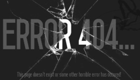 Funny 404 Pages fab 404 Error Page Gallery | Looks -Pictures, Images, Visual Languages | Scoop.it