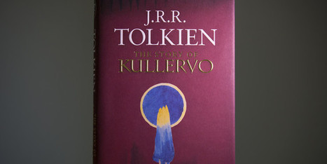 Royaume-Uni : publication d'une nouvelle inédite de J.R.R. Tolkien | HiddenTavern | Scoop.it