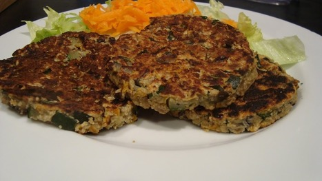Hamburger di verdure (ricetta light)   | Le ricette by Ren | Ricette & Cucina | Scoop.it