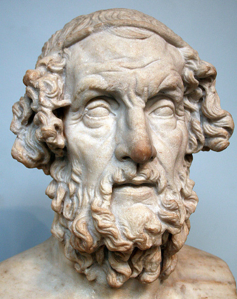 Hear What Homer's #Odyssey Sounded Like When Sung in the Original #Ancient Greek Open Culture #history | Limitless learning Universe | Scoop.it