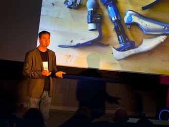 Scott Summit: Beautiful artificial limbs | Video on TED.com | Embodied Zeitgeist | Scoop.it
