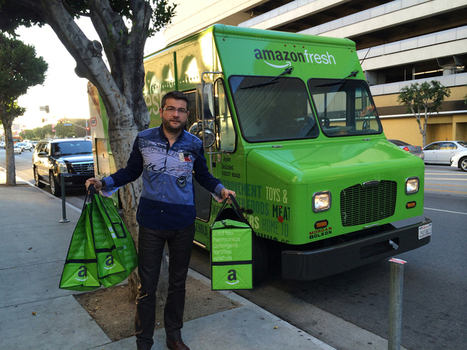 J'ai testé… Amazon Fresh à Los Angeles « Olivier Dauvers | commerce urbanisme | Scoop.it