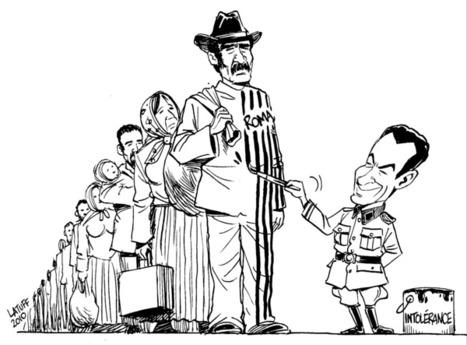 Le dictateur Français Nicolas Sarkozy! Maître à tout prix | Saif al Islam | Scoop.it