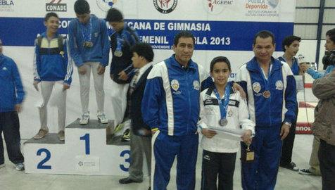 Destacó Javier Ramírez en el Panamericano de Gimnasia