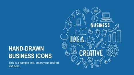 Creative Hand-Drawn Pictures for PowerPoint   PowerPoint Presentations   Scoop.it