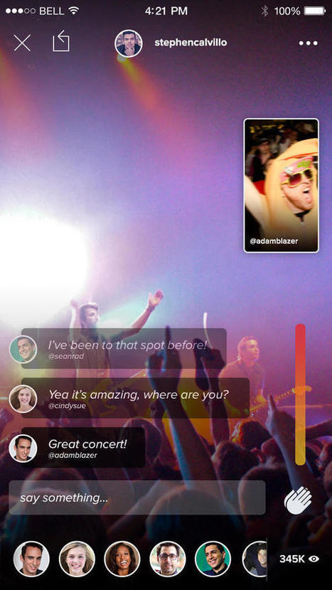 Livit hoping to steal Periscope's users with 360-degree video streaming | 360-degree media | Scoop.it