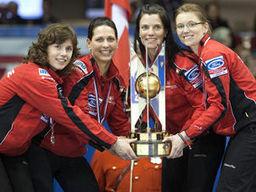 Suíça vence 'final retrô' e leva o Mundial feminino de curling   esportes   Scoop.it