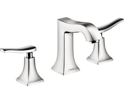 $@$  HG31073001 Hansgrohe 31073001 Metris C Widespread Faucet, Chrome Hansgrohe Chrome | Discount Sinks Bathroom | Scoop.it