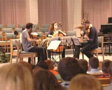 Music program gives hand-on classical music experience to students | Music Education on the web | Scoop.it