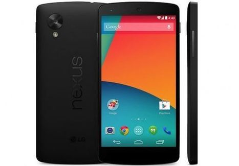Nexus 5 : une version 64 Go pour accompagner les modèles 16 Go et 32 Go ? - Phonandroid | Sortie Nexus 5 | Scoop.it