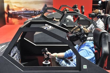 Why gamers are excited about virtual reality and augmented reality | Low Power Heads Up Display | Scoop.it