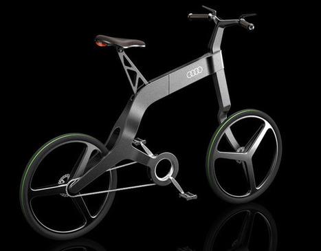 Audi Bike Concept by Vladimer Kobakhidze   mybestluxe   The secrets of luxury   Scoop.it