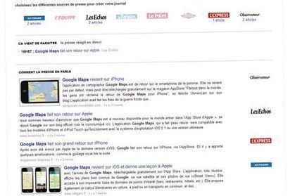 Un moteur de recherche de la presse - Le Figaro | SourcingCNFPT | Scoop.it