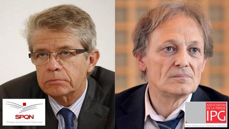 Francis Morel et Georges Sanerot à la tête des syndicats de presse | DocPresseESJ | Scoop.it