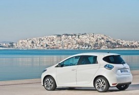 Renault UK Offers Free Charging Stations With Zoe... - Green Car Reports | NewsAboutSolarEnergy | Scoop.it