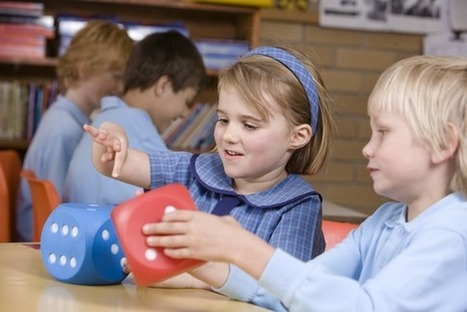 Mettre les enfants à l'aise avec les mathématiques | Super-Enfant | Franck BRUNET Consultant Business Development Business Model Founder-CEO | Scoop.it