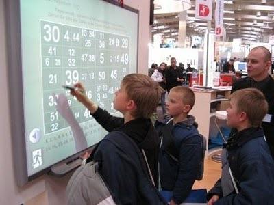 Trouvailles: Le tableau blanc interactif | Au jeu - SmartBoard - Playtime! | Scoop.it