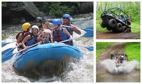 Gatlinburg Attractions - Raft and Crawler Adventure   Bookmarking   Scoop.it