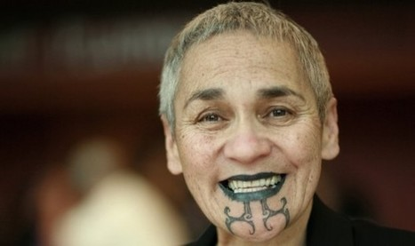 Getting Inked: The Story Behind Traditional Maori Tattoos | Human Geography | Scoop.it