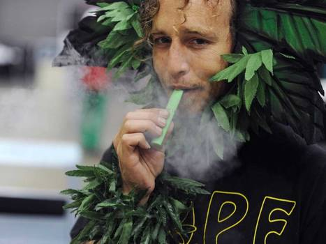 Support for legalising marijuana reaches an all-time high in the US | AP US Government | Scoop.it