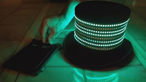 This Hat is Making Eyes at You #WearableWednesday | STEM | Scoop.it