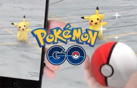 Pokémon GO, ou les infortunes de la virtualité | Innovations urbaines | Scoop.it