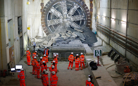 London will come to a standstill if we delay Crossrail 2 | City A.M. | F584 Transport Economics | Scoop.it