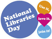Information Literacy Weblog: UK's National Library Day #librariesday | Pelas bibliotecas escolares | Scoop.it