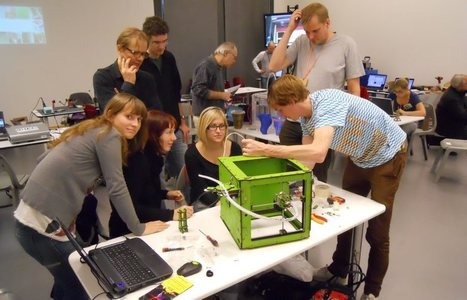 Rassemblement international de Fablabs à Toulouse pour un ... - ladepeche.fr | FabLab | Scoop.it