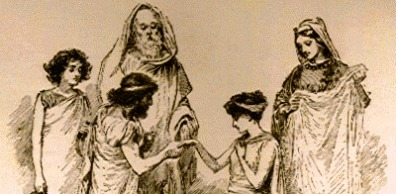 Del matrimonio en Derecho romano (VIII): las segundas nupcias | LVDVS CHIRONIS 3.0 | Scoop.it