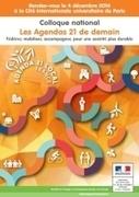 Le colloque national « Les agendas 21 de demain » - Ministère du Développement durable | Faire Territoire | Scoop.it
