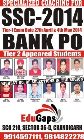 Bank Coaching in Chandigarh | Bank PO-SSC Coaching Classes | Scoop.it