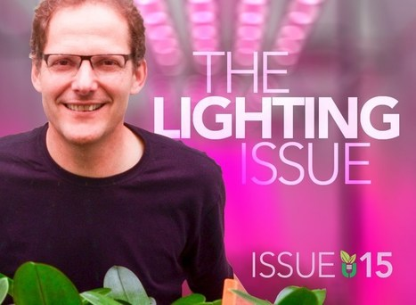 Urban Ag News Online Magazine Issue 15 | LED Lighting Thoughts | Scoop.it