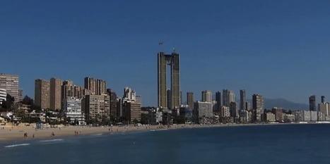 Espagne : Les architectes OUBLIENT de construire un ascenseur dans un immeuble de 47 étages   The Architecture of the City   Scoop.it