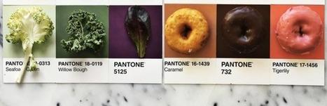 Gourmet and Colorful Pantone Food Series | réseaux sociaux-relations presse-communication-culture | Scoop.it