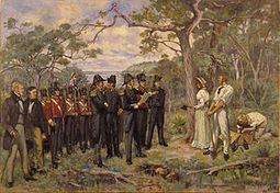 Google Image Result for http://upload.wikimedia.org/wikipedia/commons/thumb/a/a1/The_Foundation_of_Perth.jpg/300px-The_Foundation_of_Perth.jpg | Kings Park History | Scoop.it