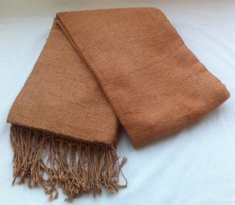 fair trade Cambodia.GOLDEN COCOON ORGANIC SILK SCARVE Ethically hand-woven by local women weavers , Kingdom of Cambodia | Natural Dyes Cotton Scarfs | Scoop.it